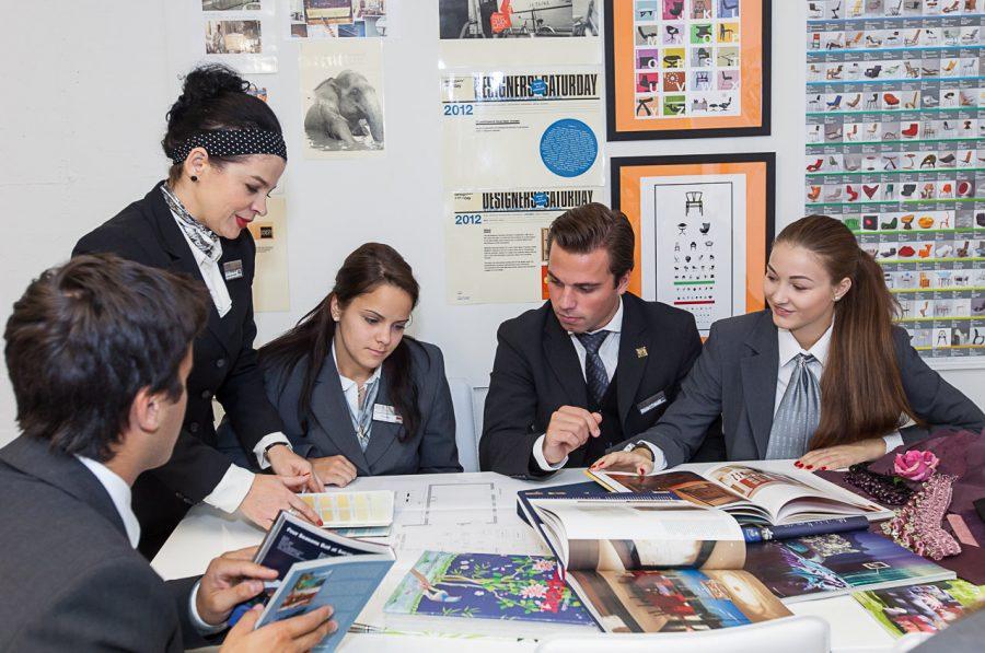 hospitality school classroom ihtti