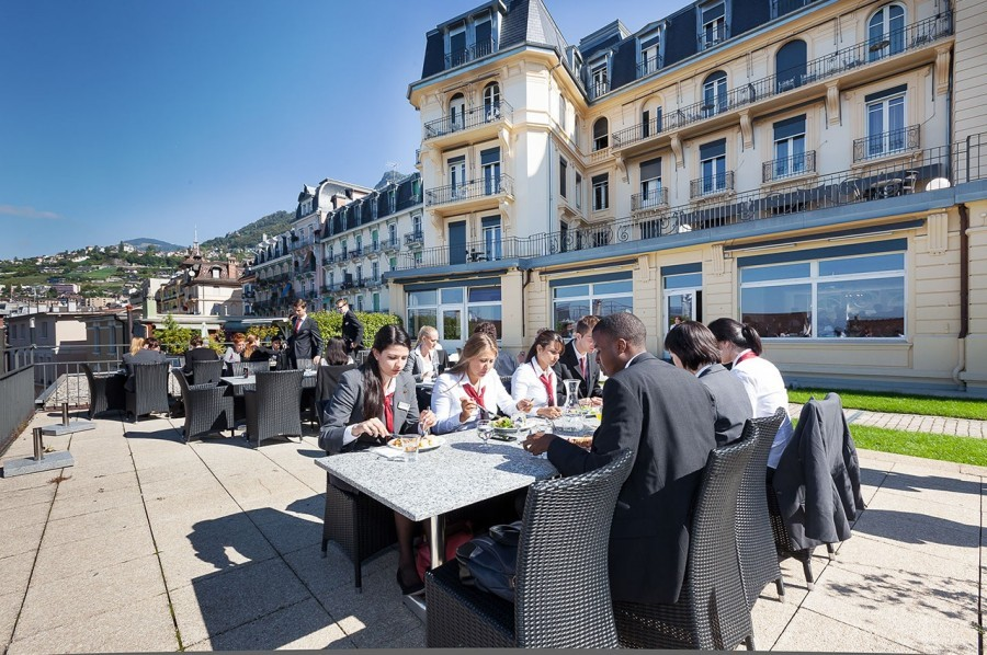hotel management switzerland