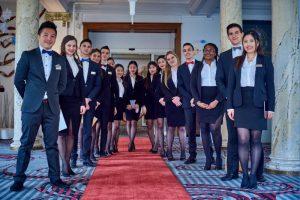 """Hotelli- ja tapahtumatuotannon """"events"""" johtaminen - Kandidaatti"""