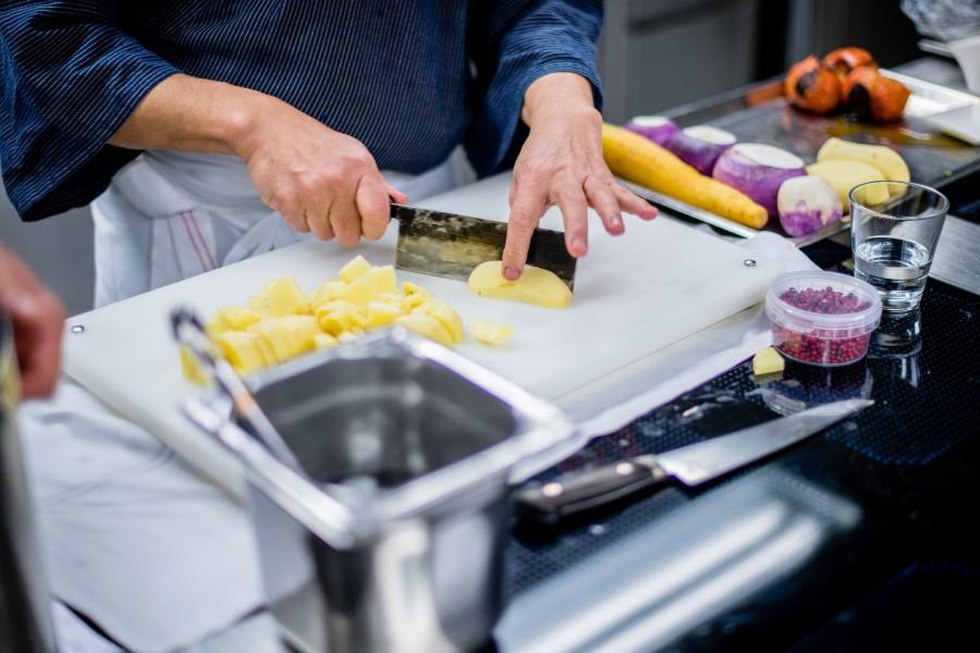 Vegetaariset reseptit valtaavat alaa kulinaarisessa maailmassa ja tämä on johtanut siihen että, erikoisvegetaarinen kokkikoulutus on tullut tarpeelliseksi