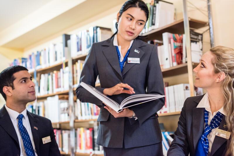 Hotellin johtaminen, yrityshallinto ja matkailu - Kandidaatti