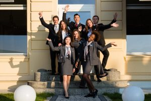 Yrityshallinto ja johtaminen - Kandidaatti