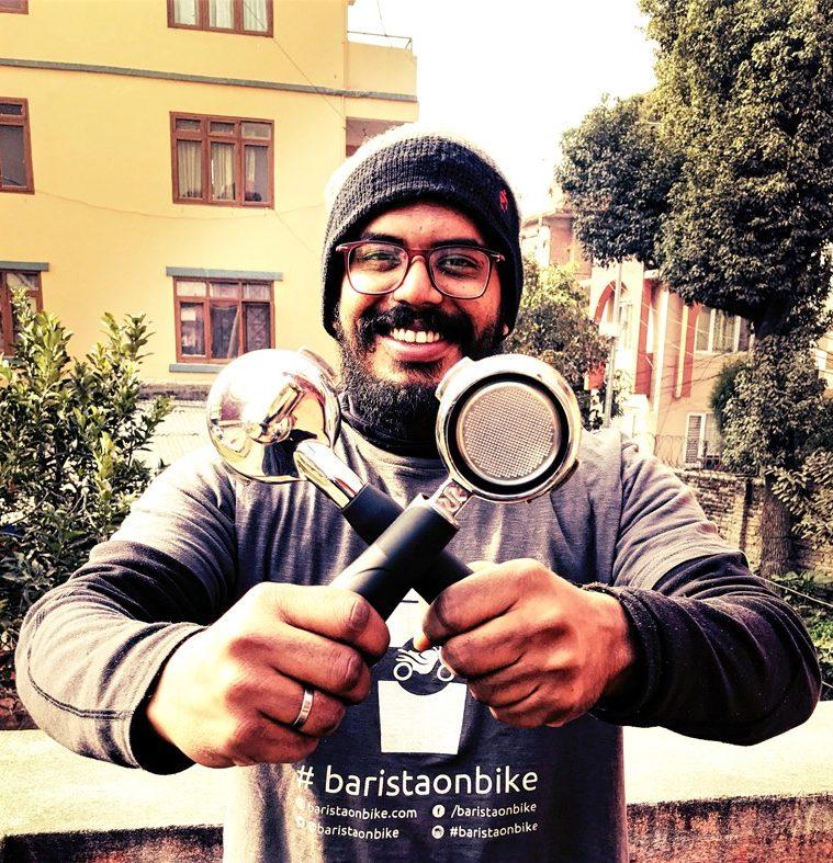 binny varghese bachelor arts hotel management motorbike coffee 0 e1629708071362